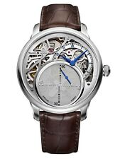 MAURICE LACROIX MP6558-SS001-096-1 MASTERPIECE MYSTERIOUS SECONDS REVELATION