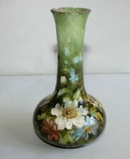 Vase ancien en céramique de Montigny sur Loing signé Hauteur 17 cm
