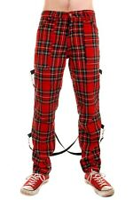 Tiger of London Tartan UK Bondage Pants Punk