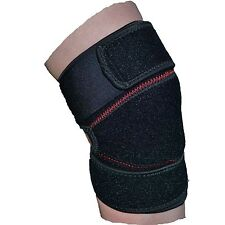 2 X Magnetic Adjustable Knee Support Braces with HEAT - Arthritis Pain Relief
