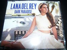 Lana Del Rey Dark Paradise EU CD Single - NEW