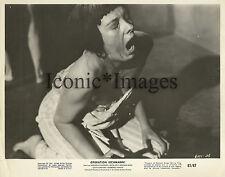 ORIGINAL 1961 PHOTO-BARBARA TURNER-OPERATION EICHMANN!-DRAMA-DEVISTATION-CRYING