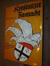 Konstanzer Fasnacht 100 Ans de Carnaval à Konstanz Constance 1885.1985
