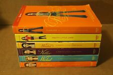 PRETTY LITTLE LIARS 6 BOOKS FLAWLESS KILLER WANTED WICKED HEARTLESS BOX SET ABC