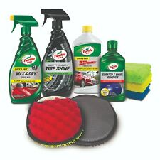 Turtle Wax Total Exterior Car Care Kit