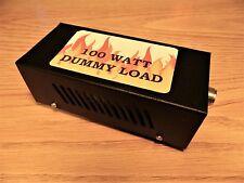 RF Dry Dummy Load 100 Watt 50 OHM Tested USA Seller CB HF Ham Workman DL100