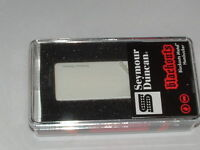 Seymour Duncan AHB-2 Blackouts Metal Bridge Pickup WHITE   New with Warranty