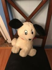 VINTAGE CHARACTER DOG NOVELTY COMPANY LINK & PAN PUPPY PLUSH DOLL FIGURE TOY
