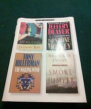 Readers Digest 4 in 1 - Jeanne Ray Jeffery Deaver Tony Hillerman Nicholas Evans