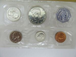 1964 United States Coin Proof Set Philadelphia