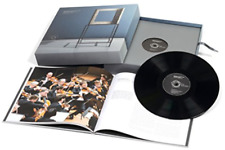 SIR SIMON RATTLE...-BEETHOVEN:SYMPHONIES-IMPORT 10 LP WITH JAPAN OBI Ltd/Ed DQ53