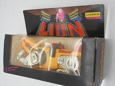 New 1981  Golion Voltron GB-36 Yellow Lion Chogokin Diecast