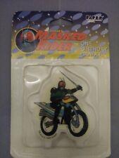 Rare Vintage 1995 Saban Masked Rider Candles Kamen Rider Black RX Birthday Cake