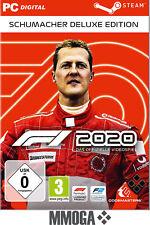 F1 2020 - Deluxe Schumacher Edition - PC Steam Rennspiele Digital Code - EU