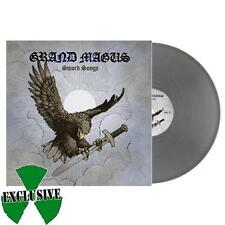 GRAND MAGUS- Sword Songs LIM. 300 SILVER VINYL epic metal killer RARE SOLD OUT