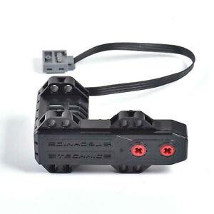 Power Motor 9v Power Functions Monster Motor Set Building Blocks para LEGO 5292