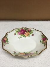 Vintage Royal Albert Old Country Roses Candy Dish/Bowl