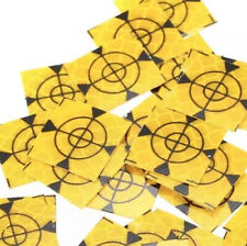 20x20 Retro Survey Targets (Pack of 200 pcs) Adhesive For Total Stations EDM