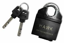 Top Security Padlock, 50 mm (Pack of: 1) - LOCK-07385