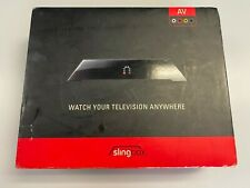 SLINGBOX AV SLING MEDIA Digital Streamer MODEL SB240-100 NEW!