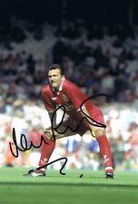 Firmato Neil Ruddock Liverpool FOTO RASOIO Southampton MILLWALL TOTTENHAM