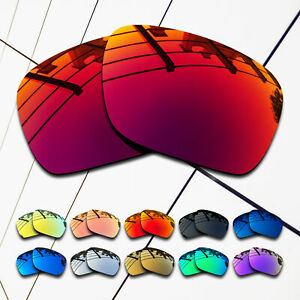 TRUE POLARIZED Replacement Lenses for-Oakley Holbrook Frame OO9102 Multi-Colors