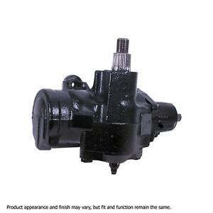 Steering Gear Cardone 27-7516 Reman