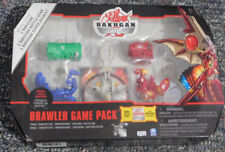 BAKUGAN Gundalian Pyrus Helix Brawler Game Pack 2 bakugan 1 gear 2 assault cards