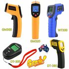 8 Type Non-Contact LCD IR Laser Infrared Digital Temperature Thermometer Gun DQ