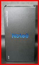 NEW SEALED Samsung NOTE 8 SM-N950U 64GB AT&T Orchid Gray Phone 6150B Grey