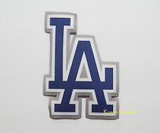 LOS ANGELES DODGERS   LA    MLB SLEEVE PATCH