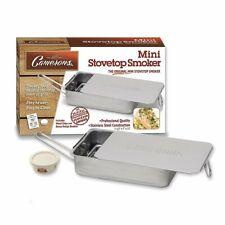 Camerons Mini Stovetop Smoker The Original Mini Stovetop Smoker Grill BBQ