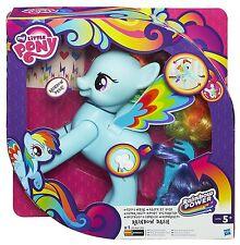 Hasbro A5905100 My Little Pony Super Salto Rainbow Dash Pferd Spielzeug Figur