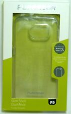 for Samsung Galaxy S6, Puregear Slim Shell Case, Clear / Clear