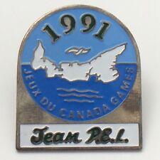 1991 Jeux Du Canada Games Team PEI Prince Edward Island Pin F965