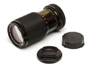 Rokinon Auto MC Macro 80-200mm F4.5 Lens For Canon FD Mount! Good Condition!