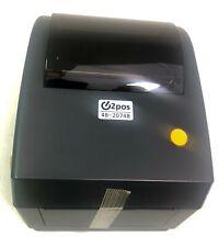 Impresora de etiquetas térmica directa O2-4B-2074 ancho máximo 108mm