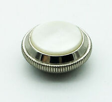 More details for yamaha eb tenor horn yah 201/202 and flugel horn finger button - nickel plated