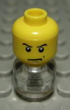 Lego Figur Zubehör Kopf Mann                                             (782 #)