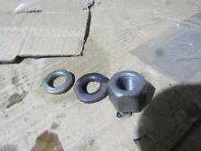 Yamaha RD 250/350 lc flywheel retaining nut and washers