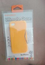 DAUSEN ULTIMATE CASE FOR iPHONE 4S/ 4 YELLOW