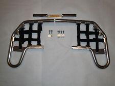 Tusk Nerf Bars - Kawasaki KFX700 04-09 KFX 700 *SILVER*