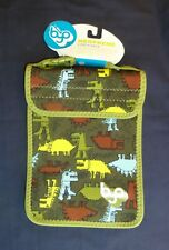 Built NY Neoprene Lunch Sack Dinosaur Pattern