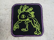 "Warcraft MURLOC 3-3/4"" Embroidery Iron-on Custom Patch (E18)"