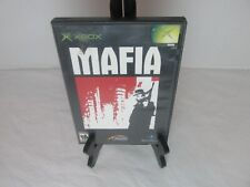 Mafia Original Xbox Game Tested Works