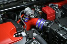 MITSUBISHI LANCER EVOLUTION EVO X RED AIR INTAKE RACING TURBO SUCTION PIPE KIT