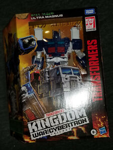 Transformers Kingdom Leader Ultra Magnus