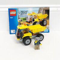 Lego Set 4201 Loader and Dump Truck Book 2 Only