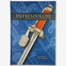 Heeresdolche - Ein Referenzbuch für Sammler v. Hessels Rieske, Dolch, DEU + ENG