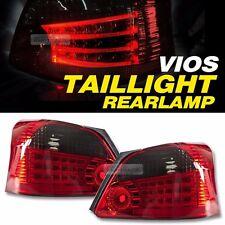 LED Surface Emitting Tail Light Rear Lamp For TOYOTA 2008-2013 Yaris Vios Sedan